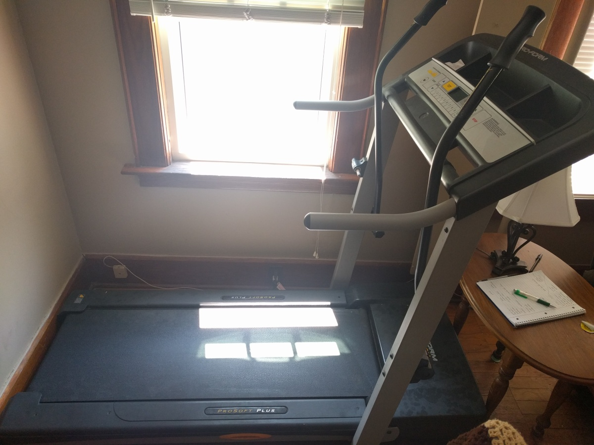 Thoughts on Treadmills & Change